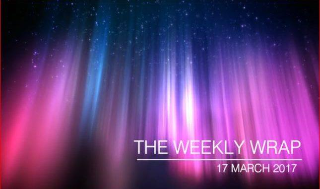 Weekly Wrap 14
