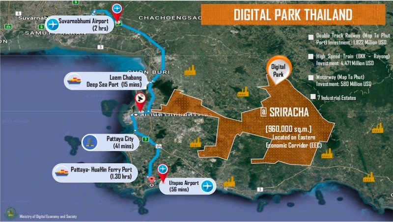digital park thailand