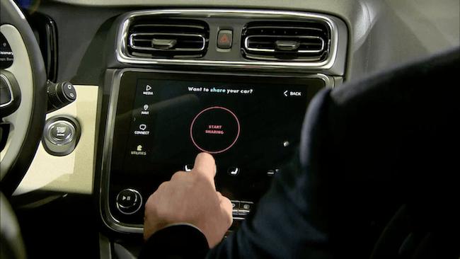 Ericsson and Lynk & Co demo car-sharing app using digital