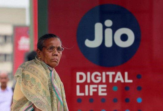 Jio digutal life platforms