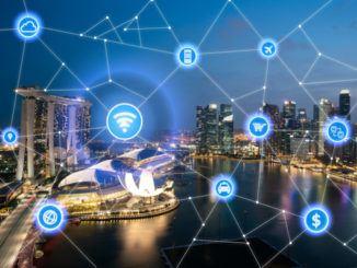 IoT singapore SparkLabs Connex