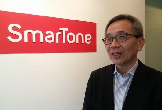 SmarTone CTO Stephen Chau 5G 5S
