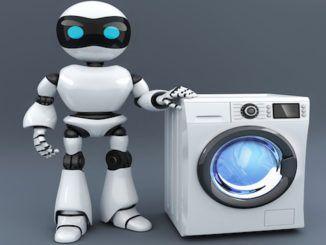 a laundry robot