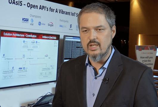 IoT open APIs