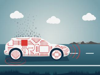 IoT-based connected car