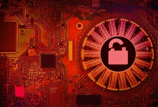 meltdown spectre chip security