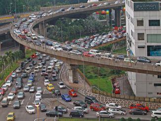 kuala lumpur traffic