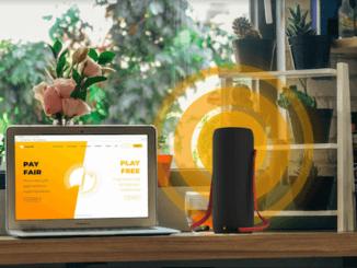 Volareo smart speaker