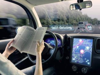 automated driving autonomous cars