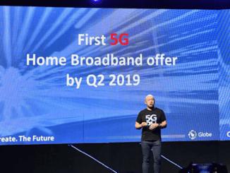 Globe Telecom 5G
