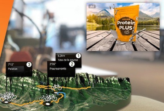 Accedo launches targeted AR ads for AWS' MediaTailor