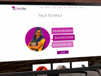AI chatbot raaji pakistan