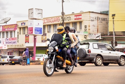 Google Maps brings Motorbike Mode to Kenyan boda bodas