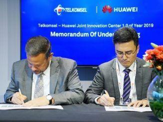 huawei telkomsel digital transformation