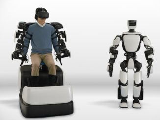 5G DoCoMo Toyota robot