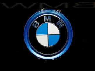 BMW ride-hailing China