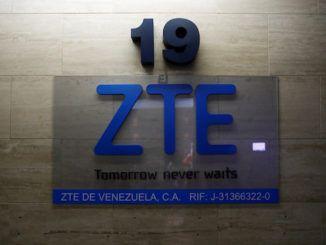 ZTE venezuela sanctions