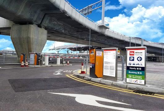 Cloud parking solution for world's longest sea bridge a first
