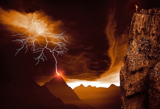 Friday Futures: giant thunderstorms, giant squid and fusion