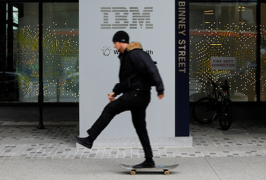 IBM results are in and up – is Big Blue Back?
