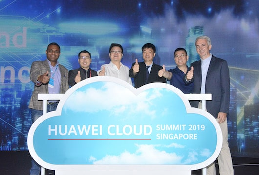 Huawei Cloud signs multiple MoU at Singapore Summit