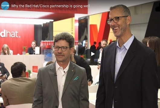 Virtualization is moving to the edge for Red Hat and Cisco
