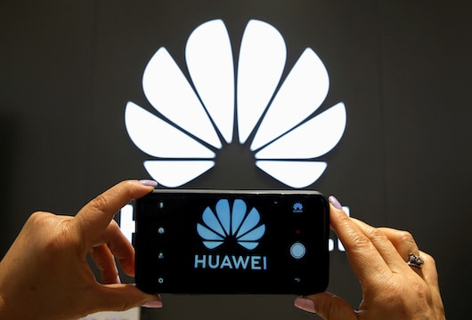 Huawei warnings on growth despite half-year revenue surge