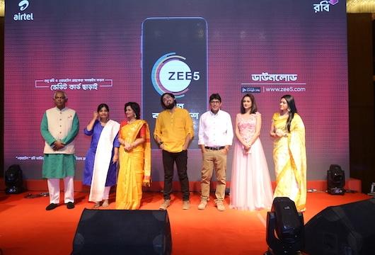 ZEE5 takes Bangladeshi entertainment to global audiences