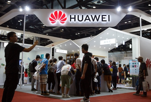 Huawei tests smartphone equipped with its own Hongmeng OS