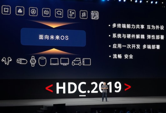Huawei unveils its proprietary operating system: analysis