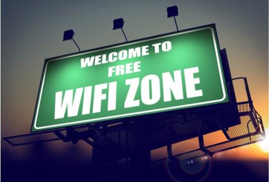Millions 'gambling with personal data' using fake wifi hotspots