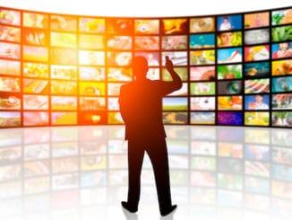 smart TV track