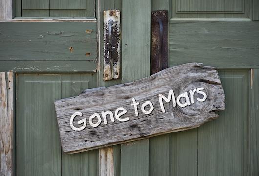 Mars Elon Musk