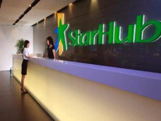 StarHub 20th anniversary