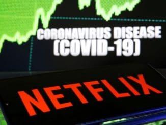 Netflix internet traffic Europe