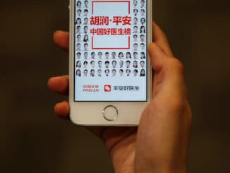 Ping An Good Doctor online consultations
