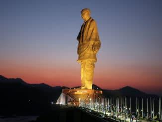 Fraudster tries selling Statue of Unity