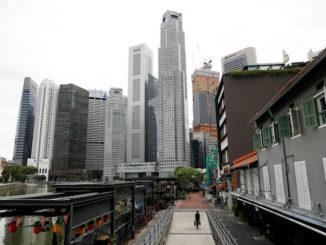 Singapore chipmakers lockdown disruption