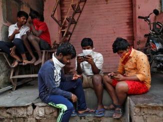 India contact-tracing app
