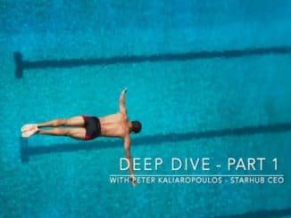 Starhub CEO Peter K Deep Dive