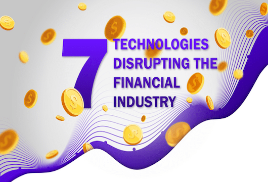 financial industry disruption