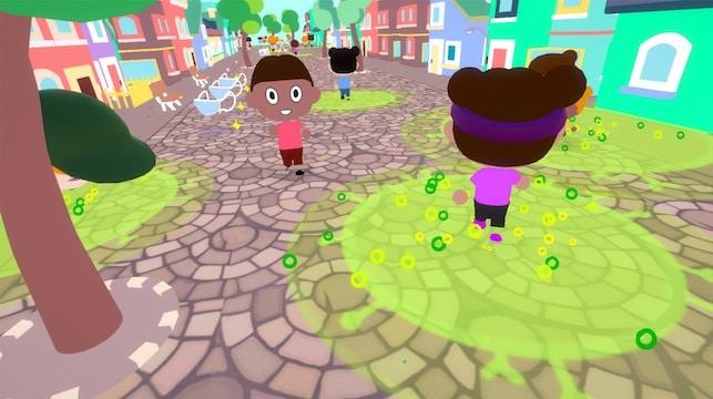 coronavirus computer game