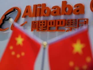 Alibaba coronavirus winner