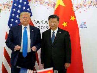 US-China trade war elephants dancing