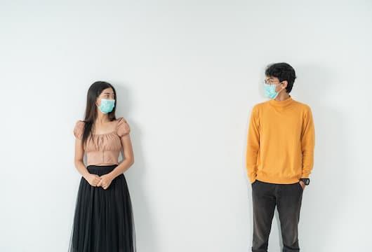 face-to-face social distancing