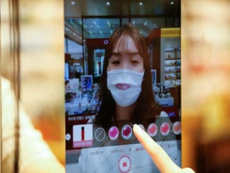 augmented reality mirror