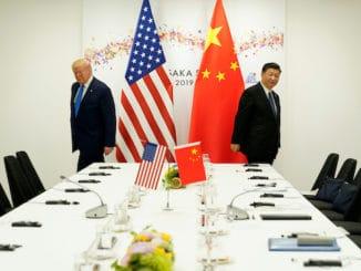US China tech wars
