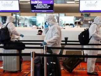 Singapore travellers