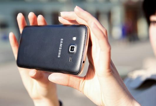 Samsung smartphone India