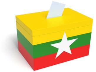 Myanmar elections Facebook hate speech